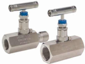 GTH Series Needle Valves (SS)
